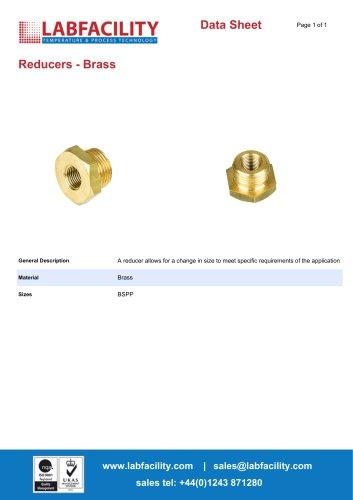 Reducers - Brass