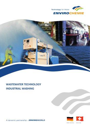 EnviroChemie Industrial washing