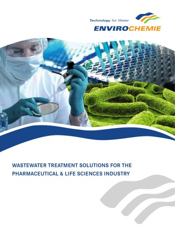 EnviroChemie Pharmaceutical Life Sciences
