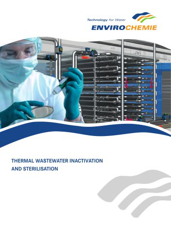 EnviroChemie SteriFix Thermal Inactivation and Sterilisation