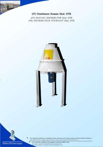ROTARY DISTRIBUTOR (DTR20-20 Model)