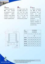 SINGLE-CHANNEL SIFTER Mod. BM - 2