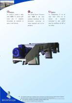 TROUGH SCREW CONVEYOR Mod. CCS - 2