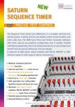 AMOtronics - SATURN Digital Test Sequencer / Timer