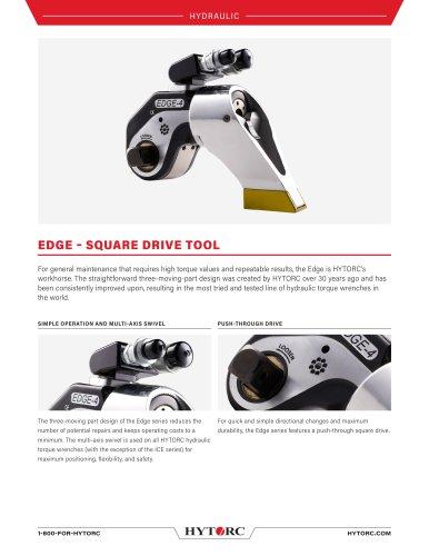 EDGE Square Drive Hydraulic Torque Wrench