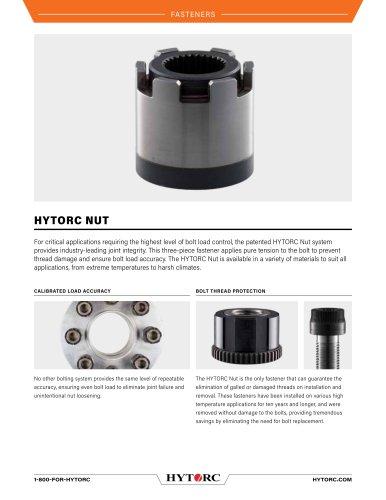 HYTORC Nut Mechanical Tensioner