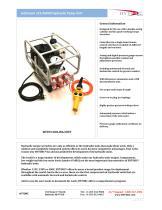 JetStream 115 AWHS Hydraulic Pump