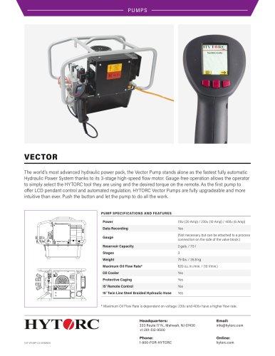 VECTOR Pump