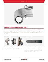VERSA® Hydraulic Torque Wrench