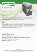 UV dryer Slimsize