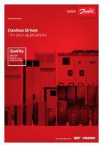 Danfoss Drives - for your applications