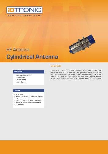 RFID Antennas   Cylindrical Antenna M30