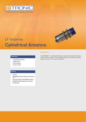 RFID Antennas   Cylindrical Antenna M30 LF