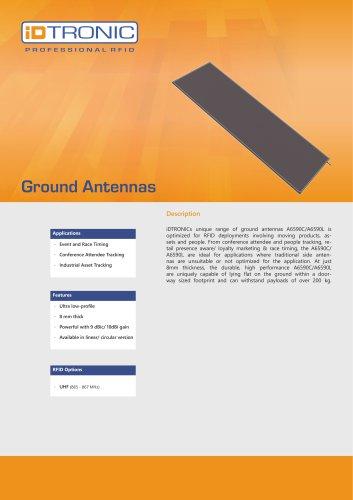 RFID Antennas   Ground Antenna