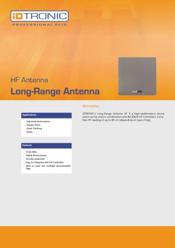 RFID Antennas   Panel Antenna MR