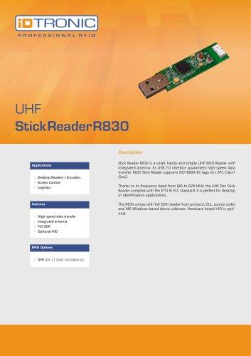 RFID Embedded Modules  Stick Reader R830 UHF