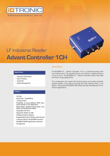 RFID Industrial Readers   BLUEBOX Advant Controller 1CH