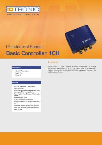 RFID Industrial Readers   BLUEBOX Basic Controller 1CH