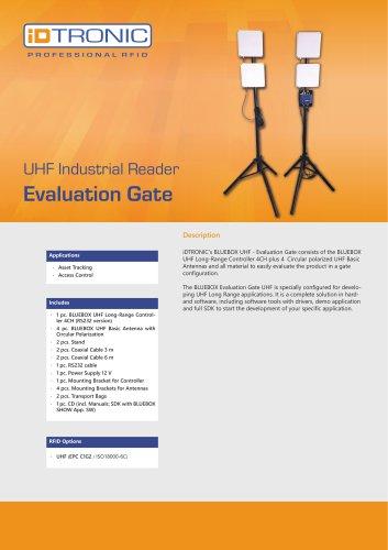 RFID Industrial Readers   Evaluation Gate