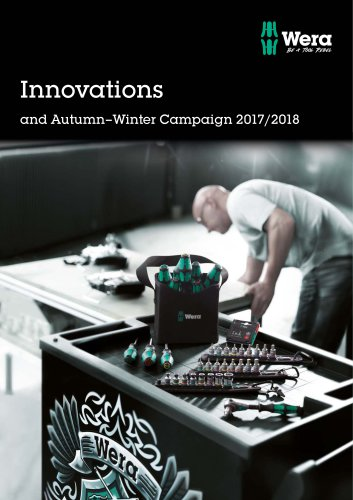 Innovations and Autumn–Winter Campaign 2017/2018