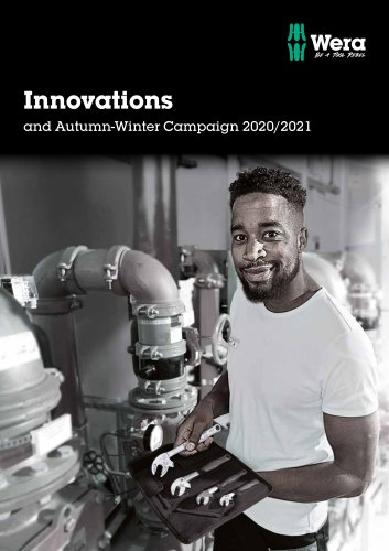 Innovations and Autumn-Winter Campaign 2020/2021