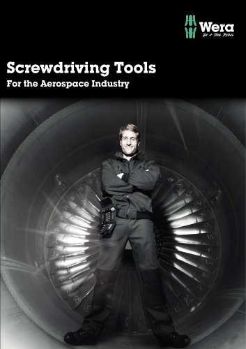 Screwdriving Tools For the Aerospace Industry