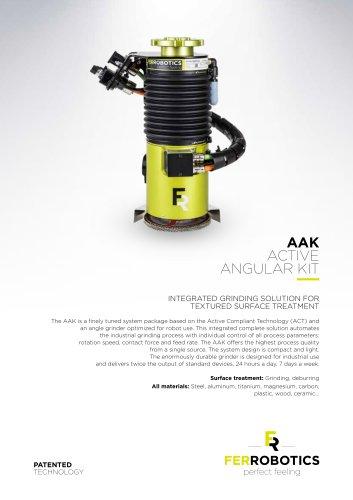 AAK - Active Angular Kit