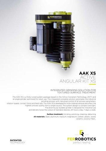AAK - Active Angular Kit XS