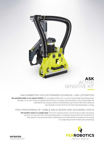 ASK - Active Sensitive Kit