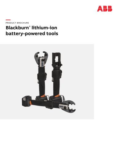 Blackburn Lithium-Ion Battery Tool US