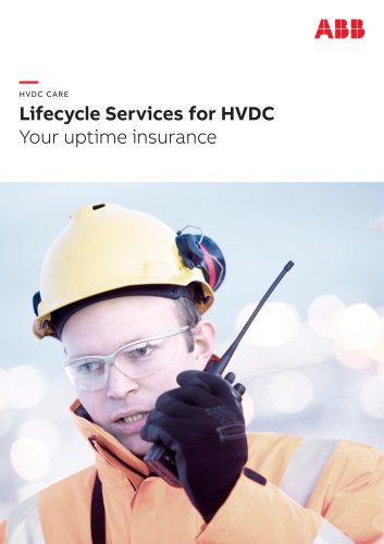 HVDC Care upgrades – Extending lifetime