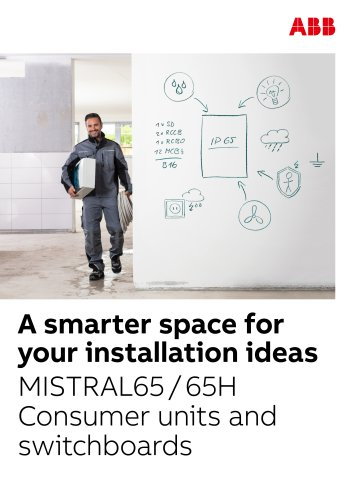 MISTRAL 65/65H - A smarter space for your installation ideas
