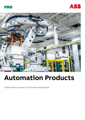 PMA - Automation Products