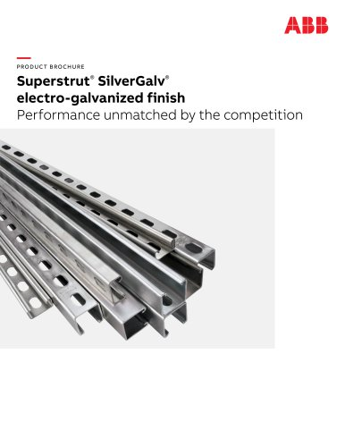 Superstrut SilverGalv