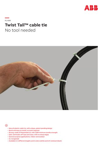 Twist Tail Brochure