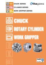 Chuck Rotary Cylinder Work Gripper