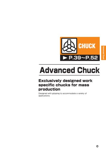 Special chuck