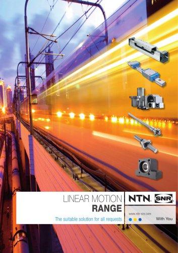 Linear Motion: Range