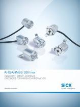 AHS/AHM36 SSI Inox - 1