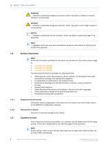 CLV63x, CLV64x, CLV65x Bar code scanners - 6