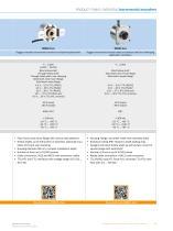 ENCODERS AND INCLINATION SENSORS - 13
