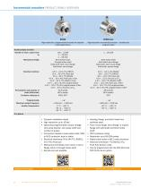 ENCODERS AND INCLINATION SENSORS - 14