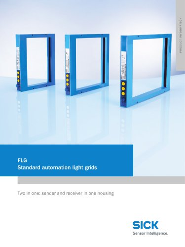 FLG Standard automation light grids
