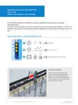 FLG Standard automation light grids - 2