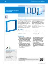 FLG Standard automation light grids - 4