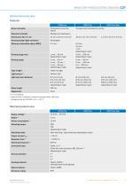 G2F Photoelectric sensors - 3