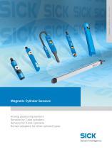Magnetic Cylinder Sensors - 1