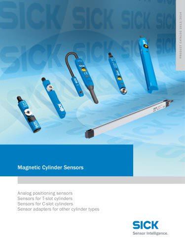 Magnetic Cylinder Sensors