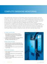 MCS100FT FTIR Analysis System - 2