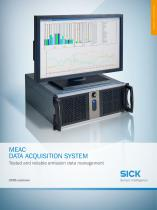 MEAC Data Acquisition System CEMS solutions - 1